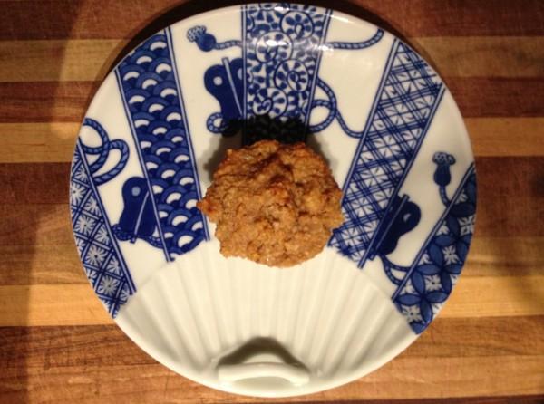 Quinoa banana muffin 600x446 Quinoa banana muffins